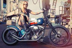 Motorcycles & Bikers