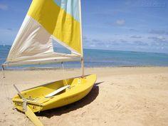 Praia de Jatiúca - Maceió - Alagoas