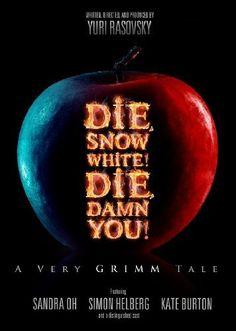 Die, Snow White! Die, Damn You! A Very Grimm Tale (Audio Theater) by Yuri Rasovsky, http://www.amazon.com/dp/1455127280/ref=cm_sw_r_pi_dp_6qzesb121KE6N