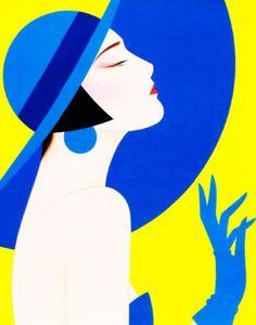 whitewall acrylic prints, how to make acrylic prints, face mounted acrylic prints, acrylic wall art, acrylic wall art pictures Drawings Pinterest, Art Deco Paintings, Pintura Exterior, Geometric Drawing, Beautiful Fantasy Art, China Art, Art Deco Design, Pop Art, Illustration Art