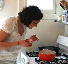 Samin's Exuberant Berkeley Kitchen Kitchen Tour
