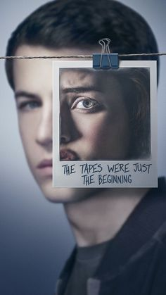 13 Reasons Why Season 2 Poster Clay Jensen 13 Reasons Why Fanart, 13 Reasons Why Reasons, 13 Reasons Why Netflix, Shows On Netflix, Netflix Movies, Movies And Tv Shows, Clay And Hannah, Welcome To Your Tape, Alex Standall