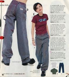 58/69 | late 90s clothing catalogs | VFILES