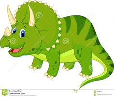 Triceratops Stock Illustrations, Vectors, & Clipart – (1,084 Stock ...