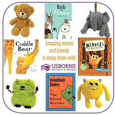 These books teach listen various life lessons and how to overcome anxiety, how bright their future could be if they didn't ask what if. Click to browse these are very special #benefitacause #lifelEsson #usborn