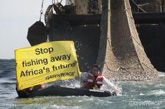 Pirate fishing | Greenpeace International