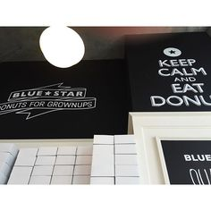 Ok @bluestardonuts is worth every bit of the (fast) line and as good as everyone says  started my day off with a tasty orange olive oil VEGAN cake donut. Yasss they have vegan options too. Cool huh? I'm loving this town and all of their vegan options and their Eco-friendly outlook.  #breakfast #donuts #yummy #nomnom #vegan #pdx #pdxnow #CopyCatChic