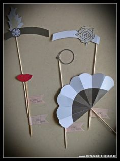 Great Gatsby Party Printables | Pret a Papier: The Great Gatsby Inspired 20s theme party printables.