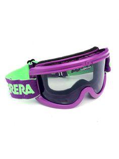 81e4ae9937 Wicked 80s Neon Carrera Ski Goggles by NeonStockyards on Etsy 80s Neon