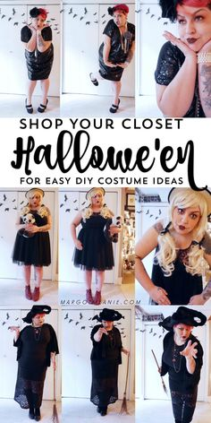 easy DIY Halloween Costume Ideas Easy Diy Costumes, Diy Halloween Costumes For Women, Diy Halloween Decorations, Girl Costumes, Halloween Diy, Costume Ideas, Christmas Decorations, Best Plus Size Clothing, Plus Size Outfits