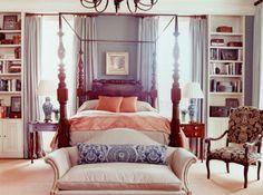 cathy kincaid interiors | above, an Amelia Handegan bedroom