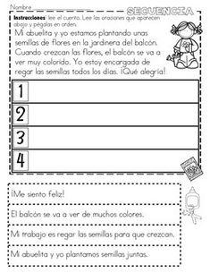 CUENTOS PARA PONER EN SECUENCIA - TeachersPayTeachers.com