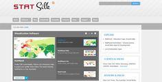 creating interactive maps using StatSilk