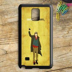 The Breakfast Club Sincerely Yours Samsung Galaxy Note 5 Case | armeyla.com