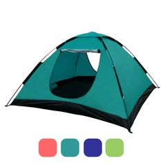 Tienda de Campaña Carpa para Acampar Tipo Iglu Camping Supervivencia