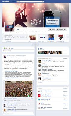 Timeline Facebook: Tim
