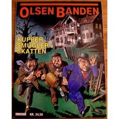 Olsenbanden - Norwegian comic