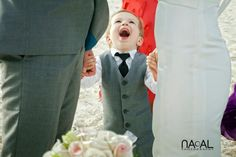 kids and marriage!! see our latest post at  http://weddingsinplaya.com/a-little-bit-of-humor/