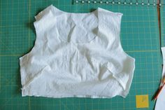 Sewing Womens Clothing  - muslin by madebyrae, via Flickr