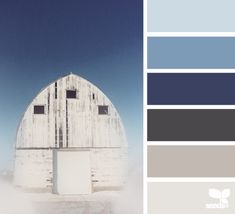 winter hues color palette from Design Seeds Hue Color, Colour Pallette, Colour Schemes, Color Patterns, Color Combos, Grey Colors, Casa Milano, Pintura Exterior, Color Celeste