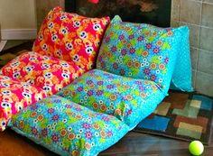 Idéias de como reaproveitar os travesseiros |
