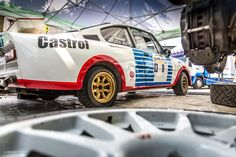 The Tiny Škoda 130 RS Rally Car Is More Extreme Than We Could Have Imagined • Petrolicious