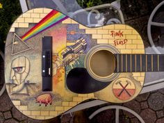 how to sharpie acoustic guitar - Buscar con Google