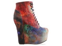 Black Milk X Jeffrey Campbell Shoes at SoleStruck.com