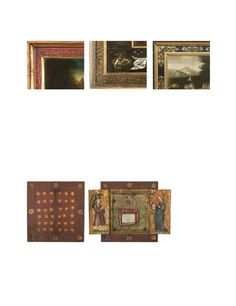 Frames and supports in 15th and 16th-century Southern Netherlandish painting
