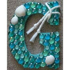 Ideia linda que você mesmo pode fazer para decorar sua festa no tema Fundo do Mar e Sereia. Compre ...