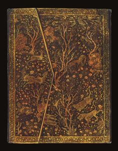 A SAFAVID LACQUER BINDING  IRAN, 16TH CENTURY  link