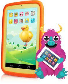 """Kiano Kid Pad Mini + aplikacje dla dzieci - Tablet 7"""" - tablet edukacyjny dla dziecka - Satysfakcja.pl"""