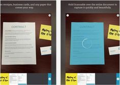 Scannable- A New Powerful App from Evernote ~ Educational Technology and Mobile Learning