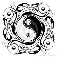 yin yang tattoo possibility
