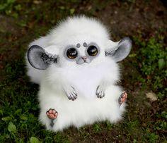 Inari Foxes: Snowball by Santani.deviantart.com on @DeviantArt
