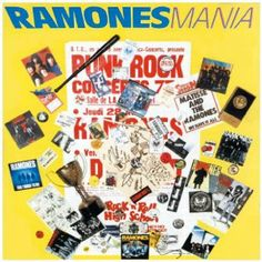 The album that kicked off Ramones Mania for me.