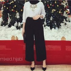 Hijabi Date night outfit tips and tricks Modern Hijab Fashion, Street Hijab Fashion, Hijab Fashion Inspiration, Islamic Fashion, Muslim Fashion, Mode Inspiration, Fashion Outfits, Trendy Fashion, Fashion Trends