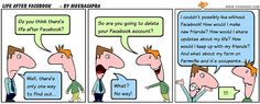 Read out why you should leave facebook today ?