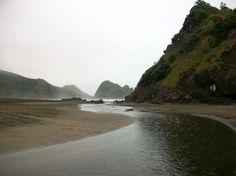 Piha, New Zealand (north Island)