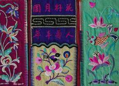 Chinese Needlework