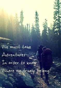 Our new adventure together :)