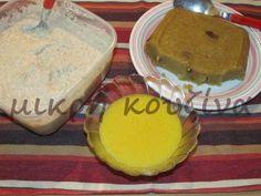 μικρή κουζίνα: Νηστίσιμη κρέμα πορτοκαλιού Love Is Sweet, Hummus, Tiramisu, Ethnic Recipes, Greece, Food, Cakes, Essen, Cake
