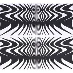 Op Art - Type of art that became popular in the 1960s and created visual illusions through largely geometric patterns.