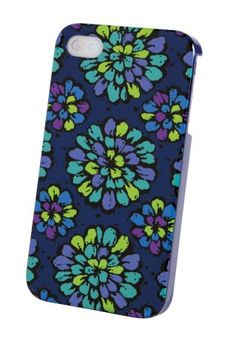 Snap On Case for iPhone 4/4S | Vera Bradley ~ of course my iPhone has to look snappy in a Vera case!love