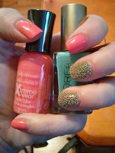 """Hairspray and High Heels: """"A Jersey Girl's Guide to Beauty"""": NOTD: The Caviar Way"""
