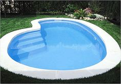 small inground pools for small yards | did find many small inground pool options and I'm thrilled.