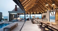 Photo Tour: The Perfect South African Beach House.