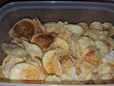 Slimming world syn free crisps!