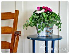 How to Dress Up Boring Flower Pots (deeconstructed.com)
