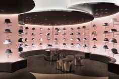 The Hat Cloud of a Seibu Department Store - INDESIGNLIVEINDESIGNLIVE